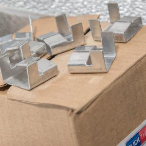 Aluminium Wing seals