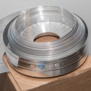 Aluminium end capping