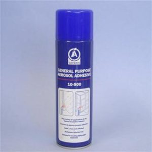Image of general purpose aerosol adhesive