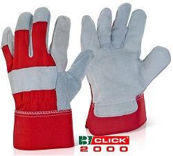 Image of Canadian rigger gloves