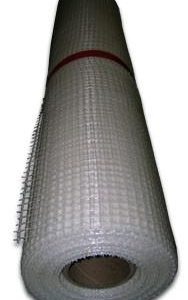 Image of glass scrim open weave