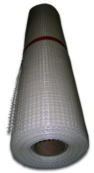 Image of glass scrim open weave
