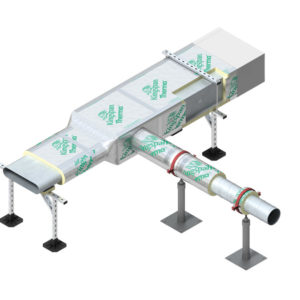 Image of high performance thermal insulation Kingspan thermaduct
