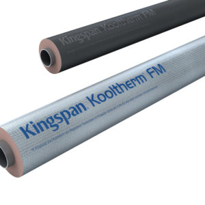 Image of premium performance Kooltherm foil section