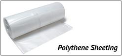 Image of polythene sheeting