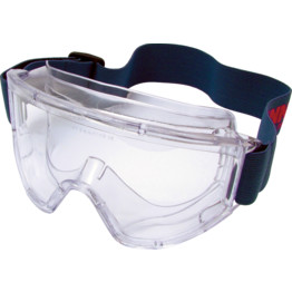 Image of protective safety goggles