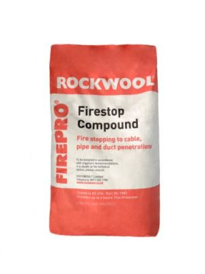 Image of firestop compound
