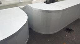 Image of Proclad 150. Premium multi-ply high performance aluminium jacketing